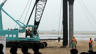 PUPR Kaji Pembangunan Tol di Atas Laut Bekasi dan Banten