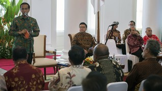 Jokowi Tidak Tuntas Batalkan Ribuan Perda Perecok Investasi