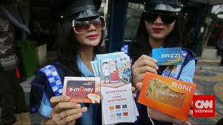 KPPU Endus Persaingan Usaha Tak Sehat dari Transaksi Nontunai