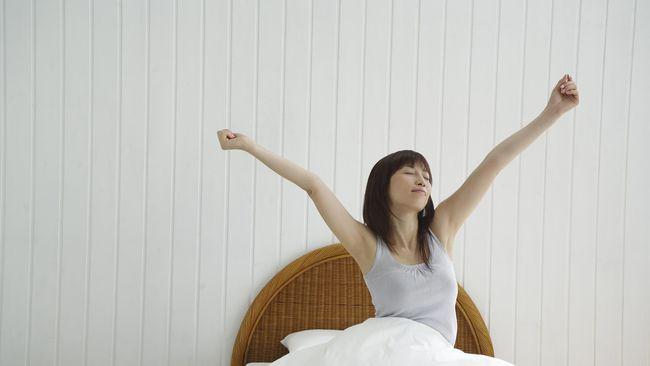 Enam Hal Sehat yang Harus Dilakukan Setelah Bangun Tidur