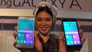Samsung Klaim Kuasai 65 Persen Bisnis Ponsel Segmen Menengah
