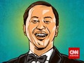 Pandji Pragiwaksono: Melawak untuk Perbaiki Indonesia