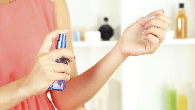 BPOM Ingatkan Bahaya Parfum Isi Ulang
