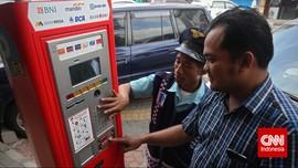 Libur Lebaran, Bank DKI Jual 93 Ribu Uang Elektronik