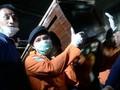 Usai Libur, Basarnas Fokus Evakuasi Korban di Badan Pesawat