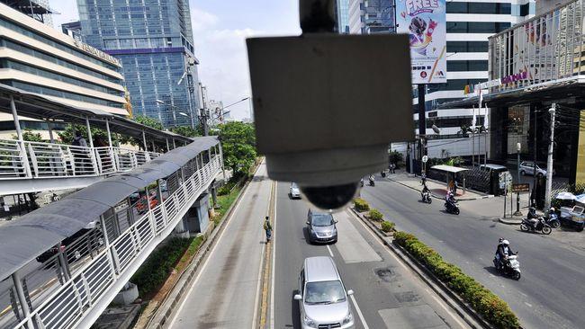 Anggaran Pengadaan CCTV Ahok Dilarang Kemendagri