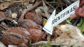 Granat Aktif Ditemukan di Mampang Prapatan