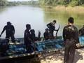 Pamswakarsa Thailand Patroli Penyelundup Manusia