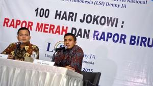 LSI: Jokowi-Ma'ruf Ungguli Prabowo-Sandiaga di Pemilih Muslim