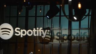 Spotify Akuisisi Label Rekaman Loudr