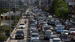 Menhub: ERP untuk Lintasi Jalan Padat, Bukan Masuk Jakarta