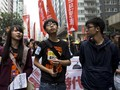 Aktivis Demokrasi Hong Kong Joshua Wong Kembali Ditangkap