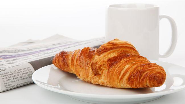 Si Roti Keong, Croissant Ternyata Bukan Asli Perancis