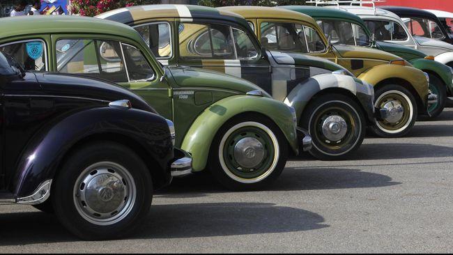 Aturan Main Bongkar Pasang VW Kodok Sampai Laik 'Nampang'