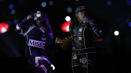 Masuk Nominasi Hall of Fame, Missy Elliot Catat Sejarah