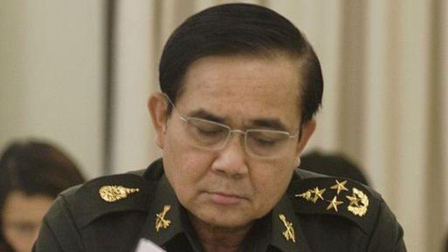 Lagu Valentine Eks Junta Militer Tak Laku di Thailand