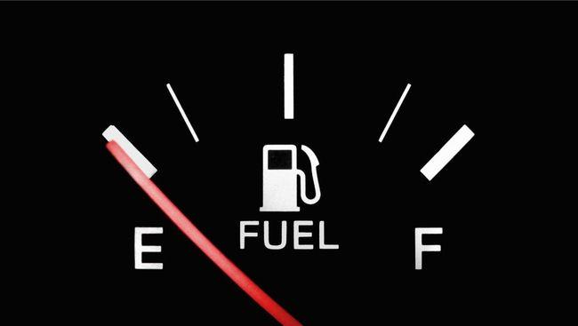 Mobil Bisa Tempuh Puluhan Km Saat Indikator BBM di Posisi E