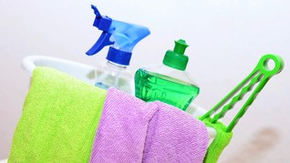 18 Produk Pembersih Rumah Tangga yang Bisa Jadi Disinfektan