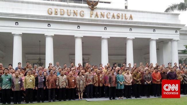 Jokowi Minta Dubes Lebih Gencar Promosikan Indonesia