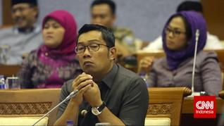 Kemenhub Selidiki Tabung Pembatas Jalan Ridwan Kamil