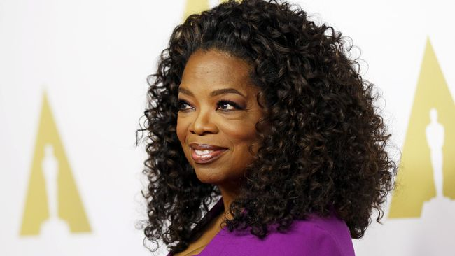 Oprah Winfrey Buka Suara Soal Peluang Maju Jadi Presiden AS