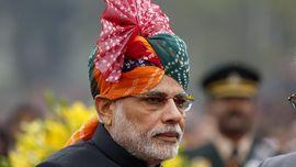 Narendra Modi, Mantan Penjual Teh di Stasiun Kini PM India