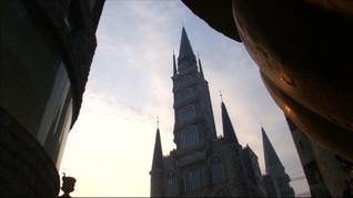 Menikmati Makan Malam Romantis di Hogwarts