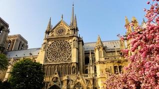 Gereja Notre Dame Dikunjungi 15 Juta Wisman Per Tahun