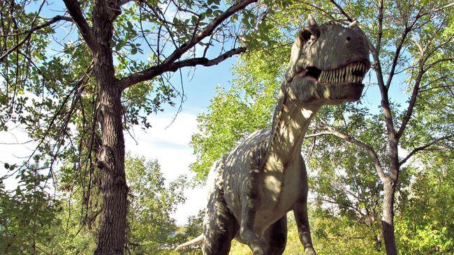 Ilmuwan Temukan Dinosaurus Herbivora Berumur 80 Juta Tahun