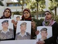 Istri Pilot Yordania Tak Ingin Melihat Video Eksekusi ISIS