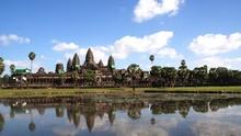 Gajah-gajah di Angkor Wat Bakal Pensiun Tahun Depan