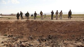 PBB Gali 12 Kuburan Massal Korban ISIS di Irak
