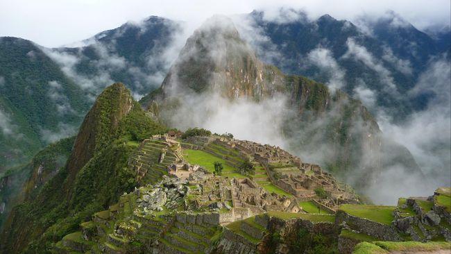 Machu Picchu Segera bisa Diakses dengan Kursi Roda