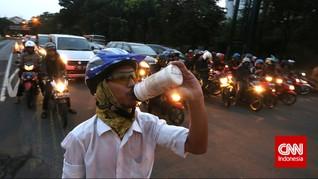 Netizen Riuh Jakarta Masih Ramai Usai PSBB Corona Diumumkan