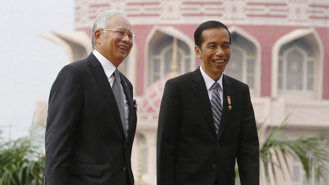 Wartawan Malaysia Dilarang Meliput Kunjungan Jokowi