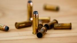 Polisi Selidiki Peluru Nyasar Kantor Properti di Gambir