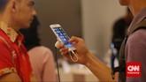 Meski iPhone 6 sudah resmi dipasarkan, namun tidak ada penurunan harga terhadap iPhone generasi sebelumnya di Indonesia (CNN Indonesia/ Adhi Wicaksono)