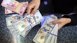 Rupiah Hanya Sementara di Level Rp14 Ribu per Dolar AS