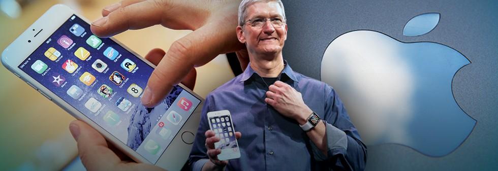 Akhirnya, iPhone 6 Datang