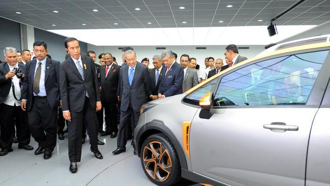 Cerita di Balik Batalnya Proyek Mobil Indonesia-Malaysia