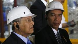 Mahathir Jadi PM, Hubungan Indonesia-Malaysia Tetap Sama