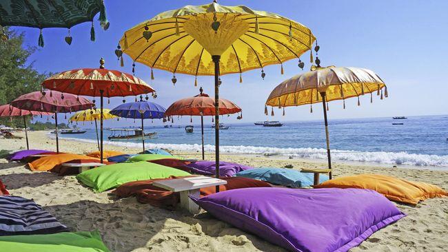 Atmosfer Intim Pentas Jazz di Pesisir Bali