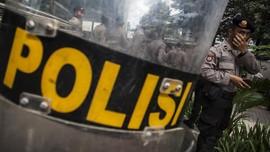 Ratusan Personel Polda Sumsel Diterjunkan ke Mesuji