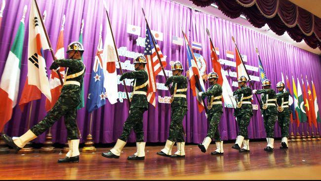 Sanksi Politik Bayangi Latihan Militer AS-Thailand