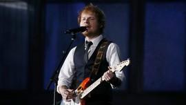 Ed Sheeran Musisi Solo Terkaya 2018 versi Forbes