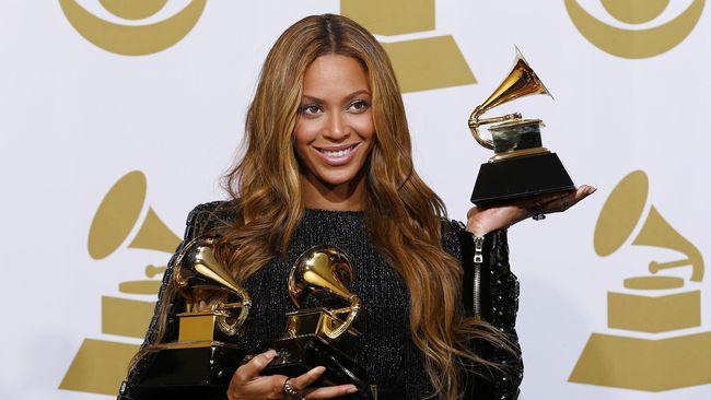 Beyonce Raih Video Musik Terbaik Grammy Awards 2017