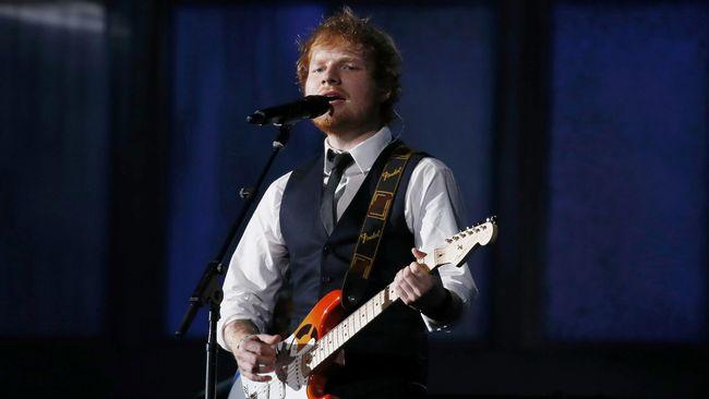 Ed Sheeran Berencana Tinggalkan Musik Pop