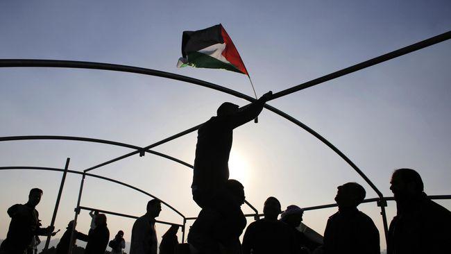 AS Tawarkan Palestina Bentuk Konfederasi dengan Yordania