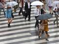Hujan Lebat Jepang Tewaskan Satu Orang, Ribuan Dievakuasi