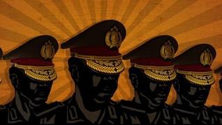 Salah Kaprah Kantor Bersama Polisi China di Ketapang